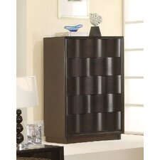 Modus Maui Wave 5 Drawer Chest