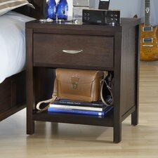 Urban Loft 1 Drawer Nightstand