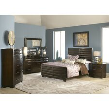 Contour Panel Bedroom Collection