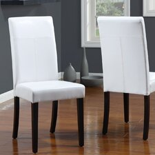 Urban Seating Parsons Chair (Set of 2)