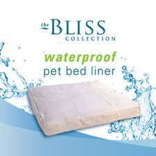 Bliss Waterproof Pet Bed Liner