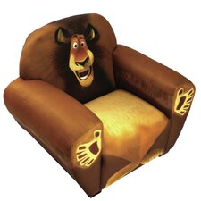 Madagascar Alex the Lion Kids Novelty Chair