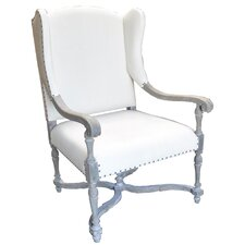 Jason Cotton Arm Chair