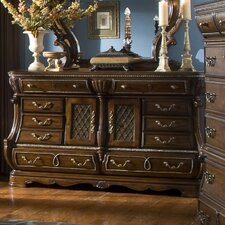Sovereign 10 Drawer Combo Dresser