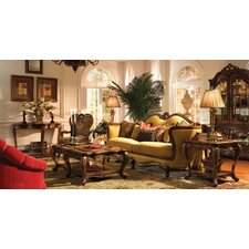 Palais Royale Coffee Table Set