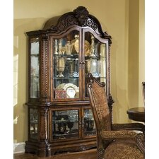 Windsor Court Curio Cabinet