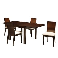 Brazil Large 5 Piece Dining Set