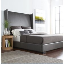 Pandora Wingback Bed