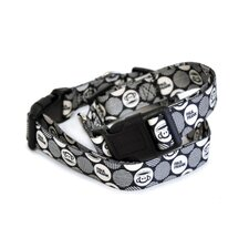 Paul Frank Julius Mod Dots Dog Collar