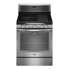 5.8 cu. ft. Rapid Preheat Option Gas Range