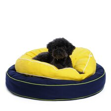 Colorblocker Circle Dog Bed
