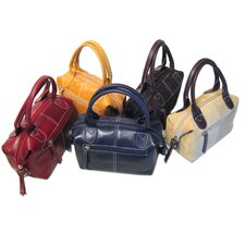 Chiara Leather Mini Handbag