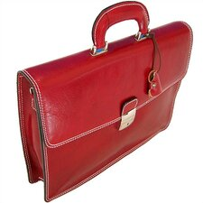 Milano Leather Briefcase