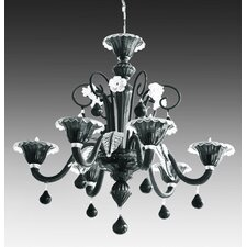 Bartolomeo 6 Light Chandelier