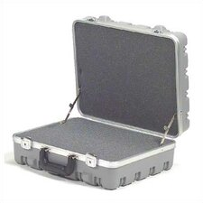 "Grey FoamFilled Case 17.25"" x 14.25"" x 9.5-11.25"""