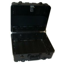"8303 Ultra Tough High Molecular Polyethylene Case: 7"" H x 17 3/4"" W x 14 1/2"" D"