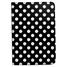 Ipad Mini Polka Dot Rotating Case