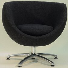Overman Five Prong Base Globus Chair