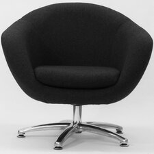 Overman Five Prong Base Comet Chair
