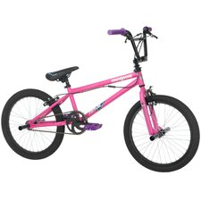 "Girl's 20"" Rave R10 BMX Bike"