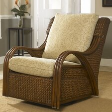 Spring Creek Swivel Glider Chair