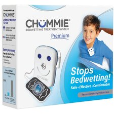 Chummie Premium Bedwetting Alarm (Enuresis) Treatment System
