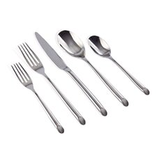 Claudia 20 Piece Flatware Set