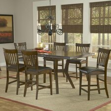 Arbor Hill 7 Piece Counter Height Dining set