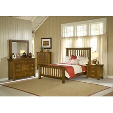 Outback Slat 5 Piece Bedroom Collection