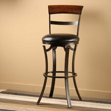 Kennedy Swivel Stool