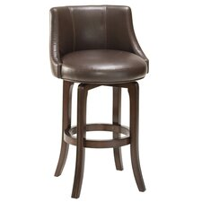 "Napa Valley 30"" Barstool in Brown"