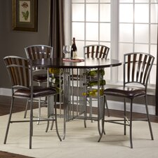 Sarasota 5 Piece Counter Height Dining Set