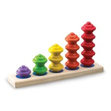Tower Stair Stacker Activity Toy