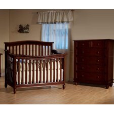 Wendy 4-in-1 Convertible Crib Set