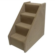 Bear's Stairs™ Four-Step Mini Value Line Pet Stairs in Beige