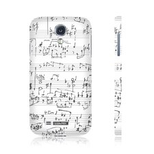 Music Notes Snap-on Samsung Galaxy S4 Case