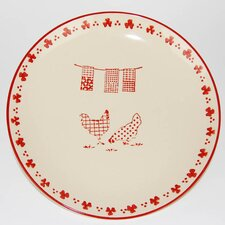 Barnyard Large Plate (Set of 3)