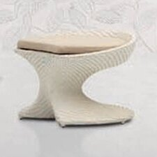 Party Foot Stool with Cushion