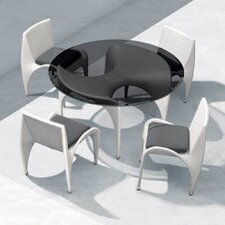 Rivage 5 Piece Dining Set