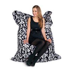 Fashion Bull Marie Antoinette Bean Bag Lounger
