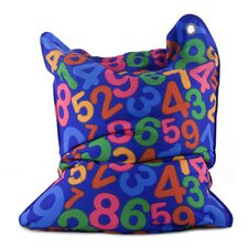 Fashion Mini Bull Numbers Bean Bag Lounger