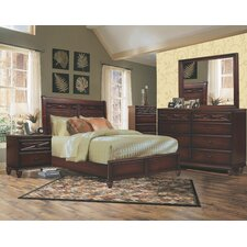 Fancy  Brazil Furniture Group Liverpool Sleigh Bedroom Collection