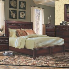 Liverpool Sleigh Bed