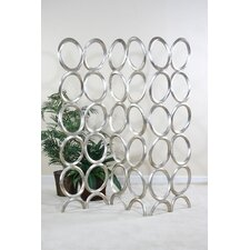 Contempo Oval Screen Room Divider