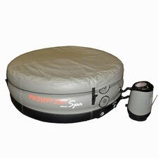 Prompt Set Deluxe Portable 4 Person Spa