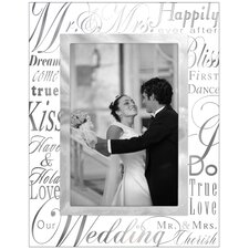 Mr. and Mrs. Picture Frame