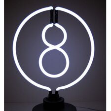 Business Signs 8 Ball Neon Sign