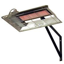 Garage 25,000 BTU Radiant Ceiling Mount Natural Gas Space Heater