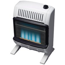 Vent Free 10,000 BTU Radiant Wall/Floor Liquid Propane Space Heater