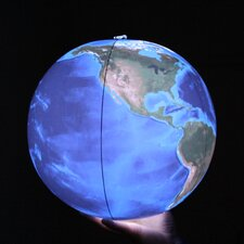 Light Up Marble Globe (Set of 2)